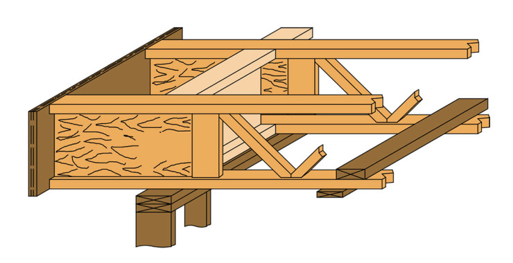 Cantilevers Best Practices With Open Joist Construction