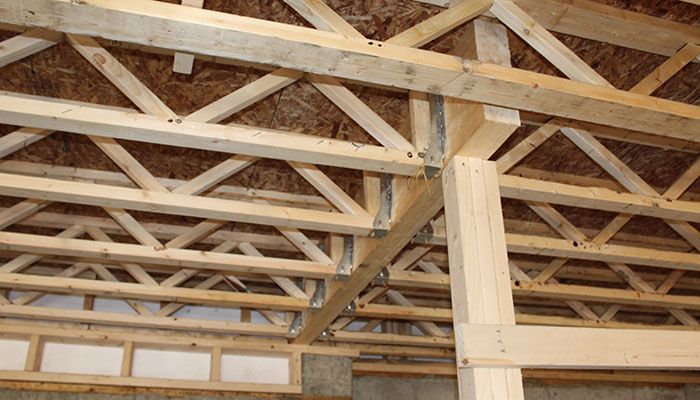Comparison Wood Steel Joists And Open Joist Triforce