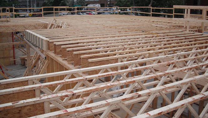 Triforce Open Joist Installation Use Your Floor System Logic