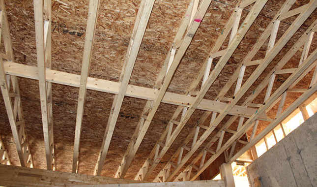 About floor vibration web stiffeners and something called for Open web floor joists