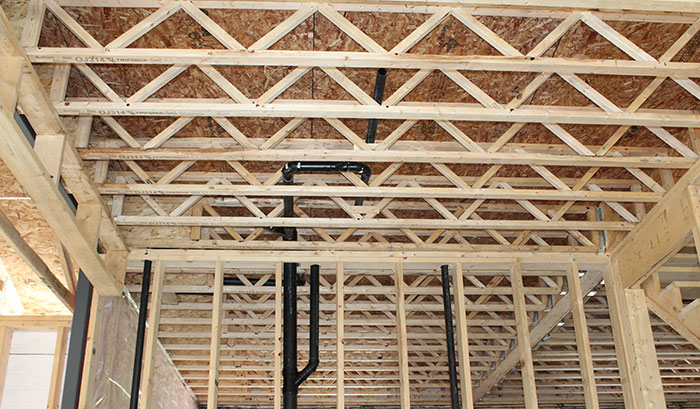 Engineered Wood Joist A Good Alternative If Dimensional