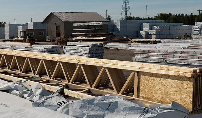 lumberyards sell EWP Triforce