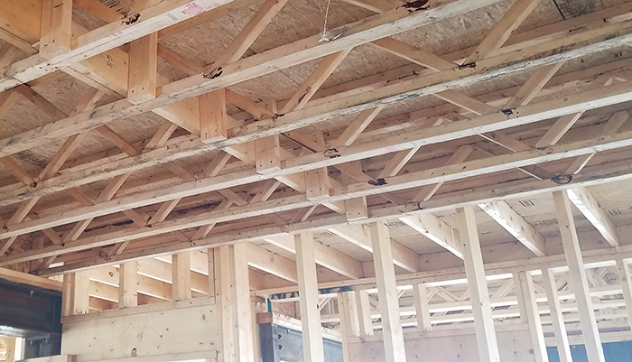 Open web design is open to the future part 1 triforce for Open web floor joists