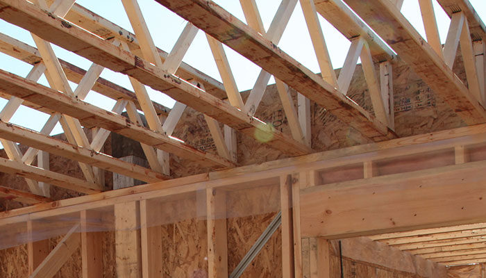 Does the open web floor joist require rim board triforce Floor joist trusses