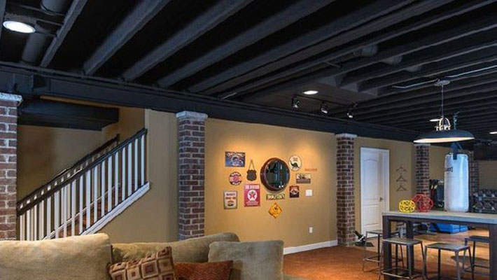 Cool Ceiling Painting Ideas