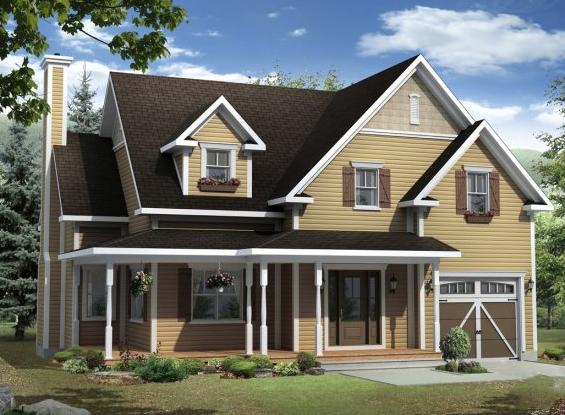 Modular housing traditional Katia Bonneville TRIFORCE