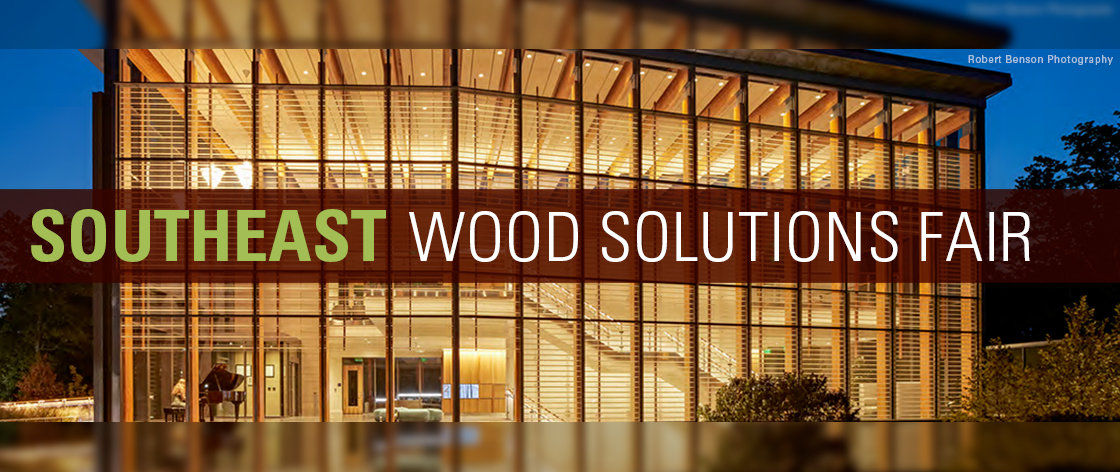 Triforce at Southeast Wood Solution Fait 2018