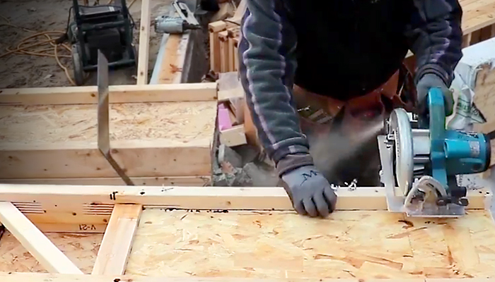 To trim or not to trim - The trimmability of TRIFORCE open joists