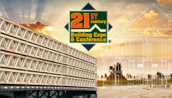 TRIFORCE at 21st Century Building Expo & Conference