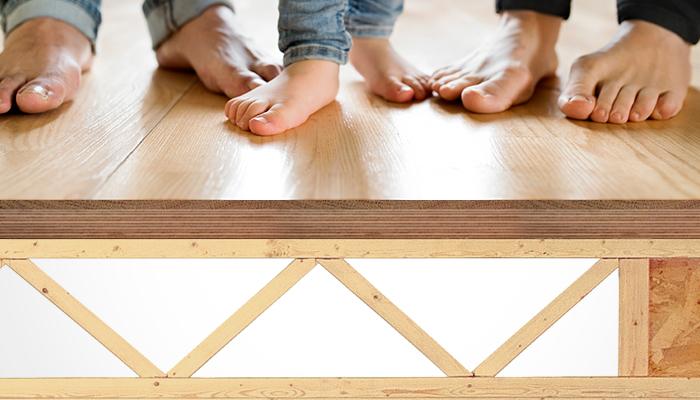 Floor performance - A matter of perception